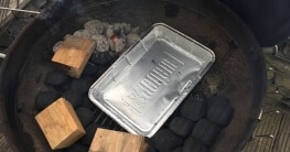 Minion Ring Holzkohle Grill